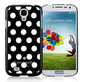 S4 case,Kate Spade 13 Black Samsung Galaxy S4 cover