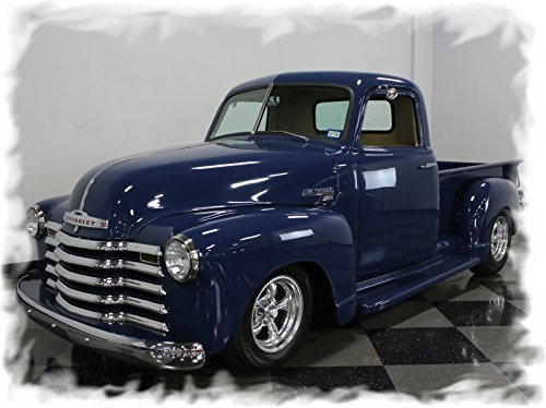 Price comparison product image 1950 Chevrolet Chevy Pickup 3100 on Mouse Pad mousepad Classic Vintage Old Cars Hot Rods Speed Computer Desktop Supplies
