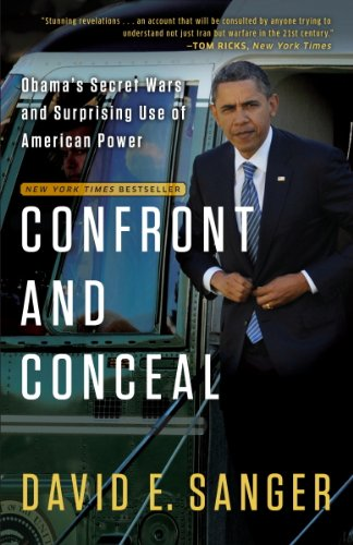Confront and Conceal: Obama's Secret Wars and Surprising Use of American Power cover