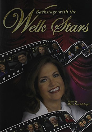 Backstage with the Welk Stars