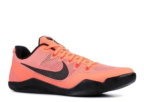 Nike 836183-806, Zapatillas de Baloncesto para Hombre, Naranja ...