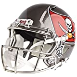 Tampa Bay Buccaneers Officially Licensed Speed Full Size Replica Football Helmet