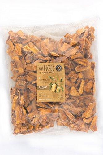 100%Mango getrocknet *süß*, Brooks 1kg: OHNE Zucker**OHNE Schwefel >FAIR TRADE< 100%Natur & unbehandelt *mürb*fruchtig*lecker* v. Kleinbauern aus Afrika, Burkina Faso