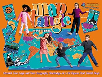 Map tangle amazon toys games map tangle gumiabroncs Gallery