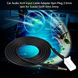 Aux-in Audio Cable Adapter, Car Audio AUX Input