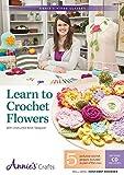 Learn to Crochet Flowers Class DVD