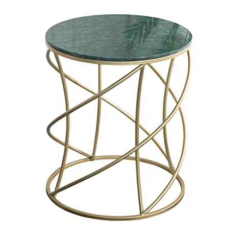 Enjoyable Amazon Com Xingzhe Workbench Iron Side Table Round Table Pdpeps Interior Chair Design Pdpepsorg