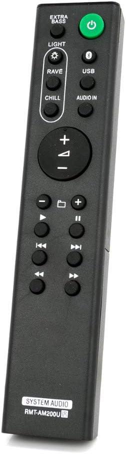 Control remoto para Sony Home Audio AV GTK-XB7 GTKXB7
