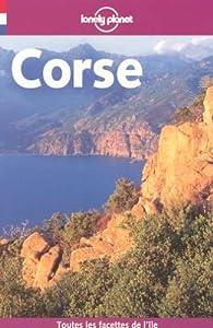 Corse 2003 par Lonely Planet