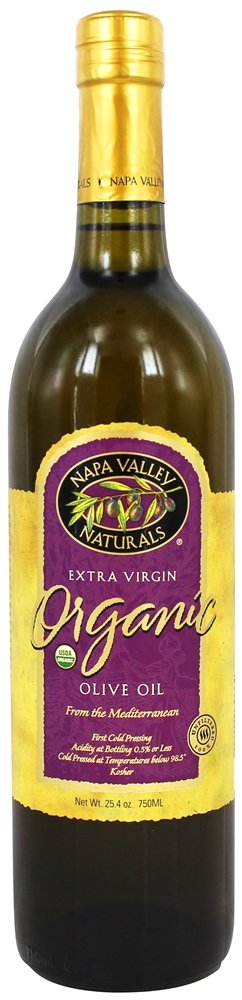 Napa Valley Naturals - Organic Extra Virgin Olive Oil - 25.4 oz