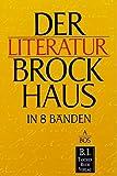 (Brockhaus) Der Literatur-Brockhaus, 8 Bde.