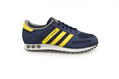 ADIDAS LA TRAINER II 40 2/3 EUR: Amazon.it: Scarpe e borse
