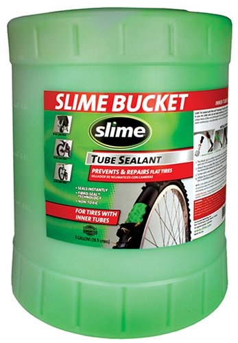 Slime SB-5G Tube Sealant - 5 Gallon Keg