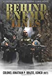 img - for Behind Enemy Lines: A United Federation Marine Corps Novel book / textbook / text book