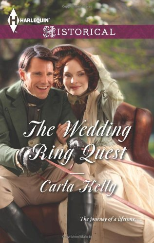 The Wedding Ring Quest (Harlequin Historical)