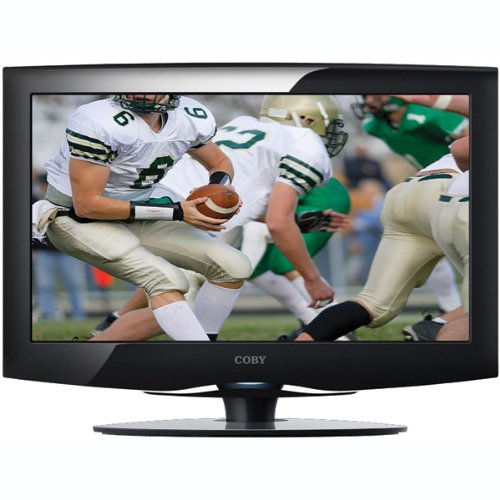 Coby TFTV2425 24-Inch 1080p 120Hz Widescreen TFT LCD HDTV/Monitor with HDMI Input (Black)