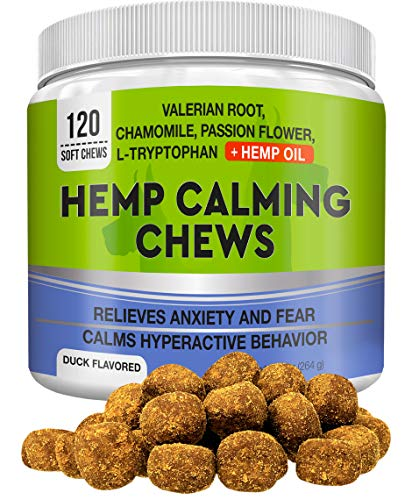 GOODGROWLIES Calming Hemp Treats