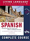 Spanish Complete Course: Basic-Intermediate, Compact Disc Edition (LL(R) Complete Basic Courses)