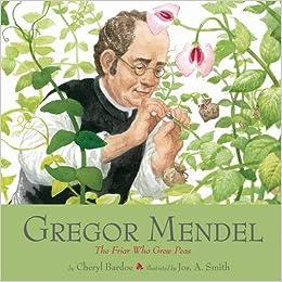 Image result for gregor mendel book