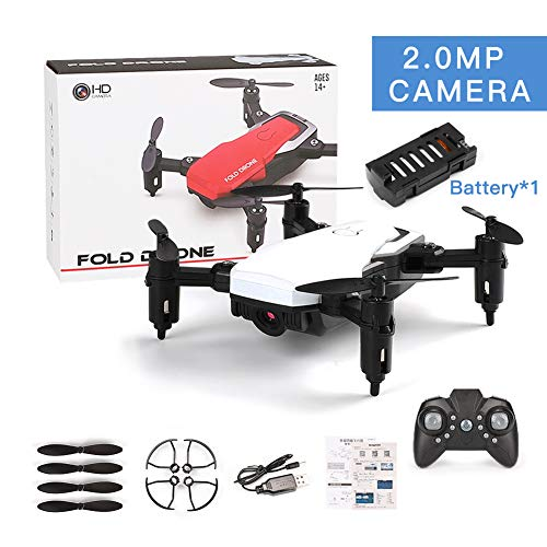 Forart RC Drone with HD WiFi Camera Live Feed 2.4GHz 4CH 6-Axis Gyro Quadcopter Headless Mode RTF Helicopter