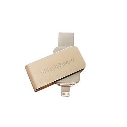 kuuboo USB unidad Flash USB 3.0 con conector Lightning módulo de ...