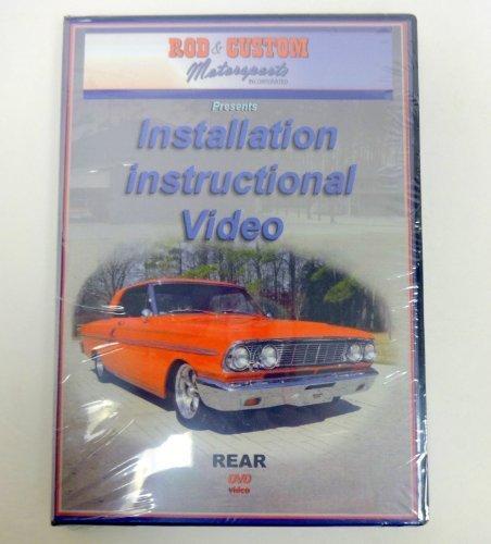 (Rod & Custom Motorsports Installation Instructional Video )