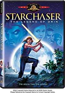 Starchaser: The Legend of Orin [Reino Unido] [DVD]: Amazon ...