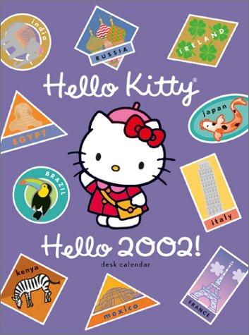 (Hello Kitty Hello 2002 Calendar)