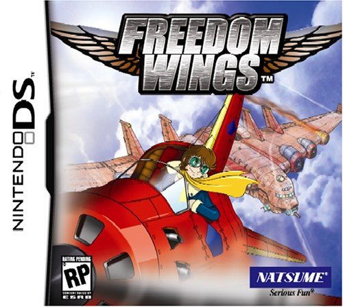 Freedom Wings - Nintendo DS - Orange Malls County Outlet