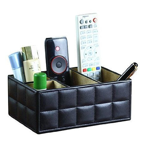Office Desk Organizer Keeps Supplies + Desktop Accessories Neat. Perfect  For An Executive. Business