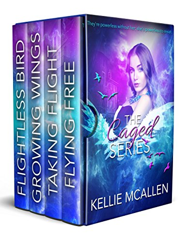 The Caged Series: A Paranormal Academy Series