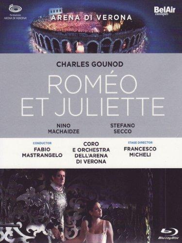 Stefano Secco - Romeo Et Juliette (Blu-ray)