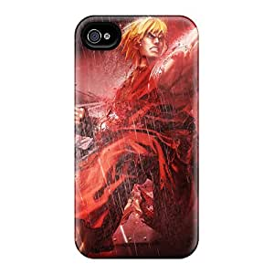 High Quality Shock Absorbing Cases For Iphone 5/5s-ken In Street Fighter