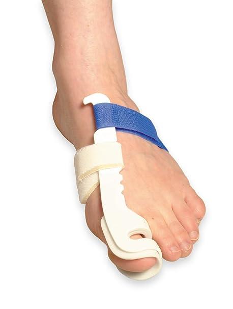 Hallux Valgus Noche férula dedo gordo del pie alineación Straightener Bunion Corrector Tratamiento Sin cirugía alivio