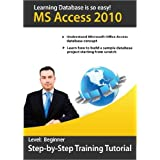 Learn Microsoft Access 2010 Database Training CD Course