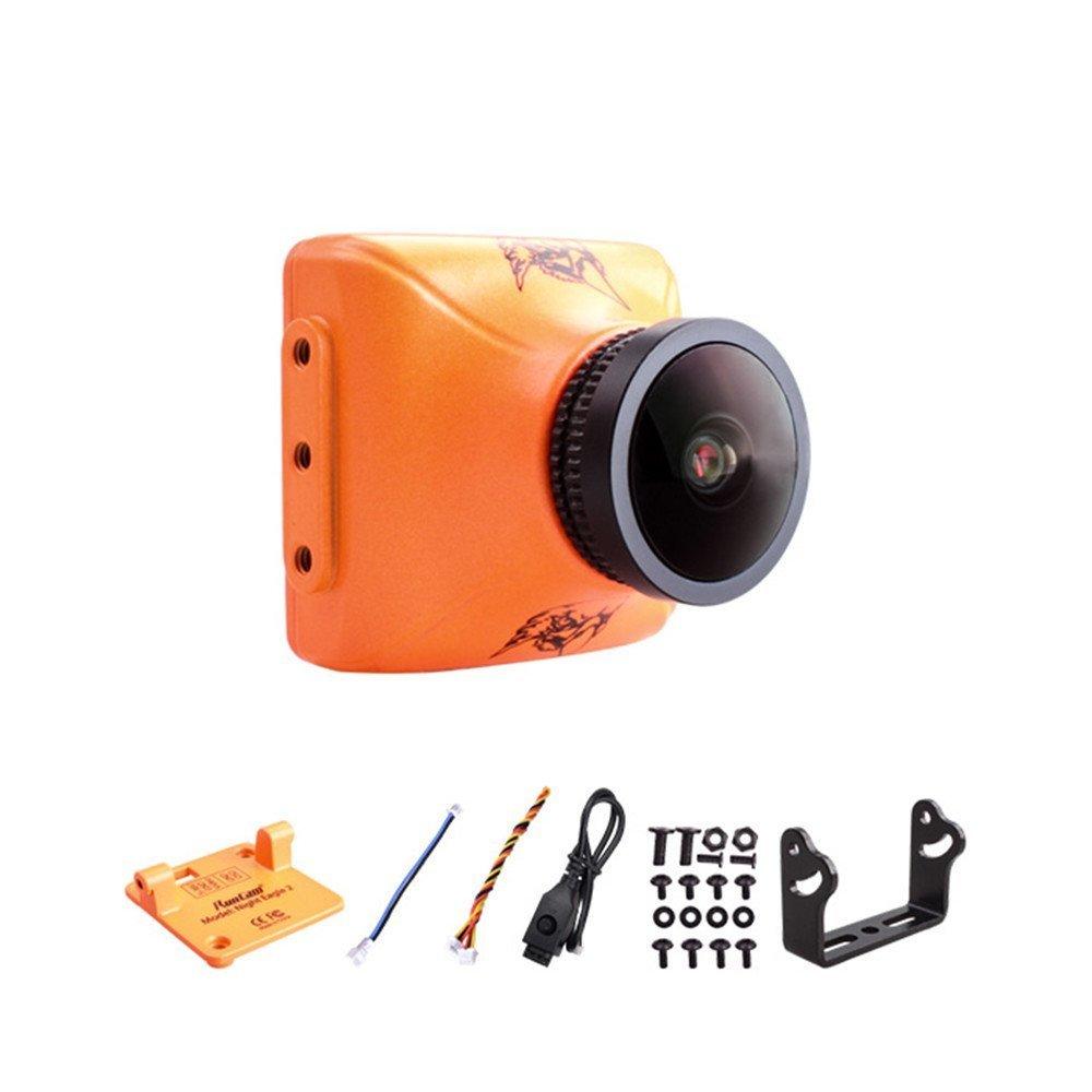 RunCam Night Eagle 2 Pro Starlight FPV Camera OSD Mic by RunCam