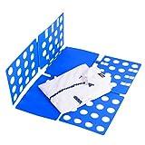 Clothes Tshirts Folder for Adult, Super Fast Laundry Folder Organizer, Top Flip Folding