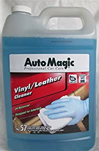 Auto Magic Vinyl Leather Interior Cleaner 1 Gal Automotive