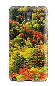High Quality Autumn Earth Case For Galaxy Note 3 / Perfect Case