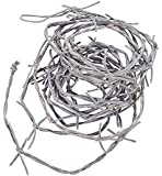 Silver Barbwire Cord - Vacation Bible School & Party Supplies