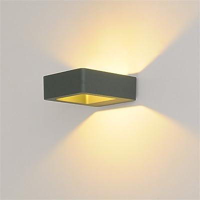 Dengwu Appliques Murales Chambre Lit Led Interieur Exterieur Lampe