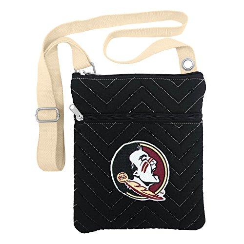 NCAA Florida State Seminoles Chev-Stitch Cross - Florida Bag Seminoles State Gym