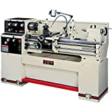 Metal Lathe - Jet 321810 GH-1340W-1 13-Inch Swing by 40-Inch between Centers 230-Volt 1 Phase Geared Head Engine Metalworking Lathe