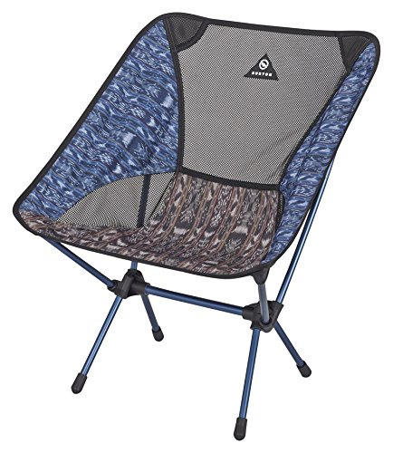 BURTON×HELINOX キャンプチェア チェアワン [カラー:Guatikatプリント] [サイズ:51×51×63.5cm] #146091   B06X9K4GMC
