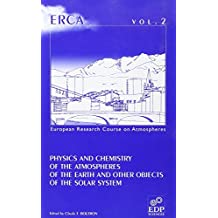 ERCA 2 : PHYSICS AND CHEMISTRY OF THE ATMOSPHERES (EARTH)
