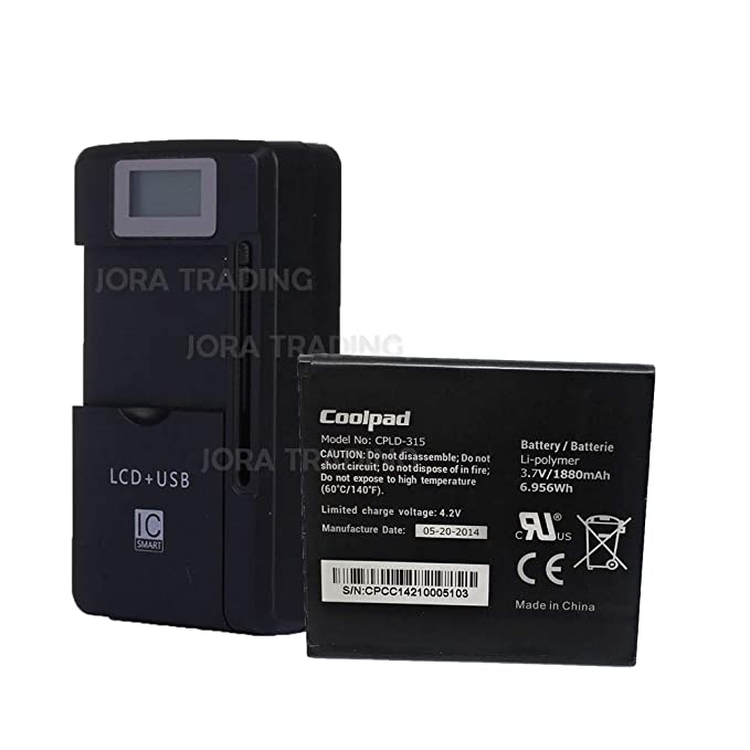 OEM Battery CPLD-315 for Vodafone Smart 4 Turbo VF-889 VF889 VF889N 889