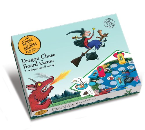 room on the broom board games - 2