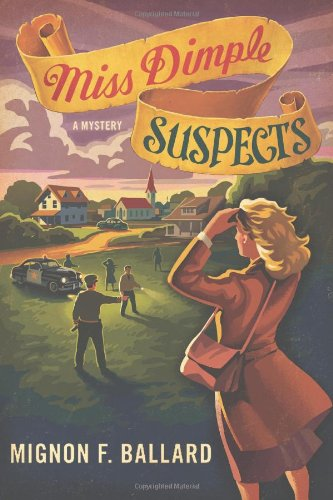 Image of Miss Dimple Suspects: A Mystery (Miss Dimple Mysteries)