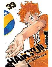 Haikyu!!, Vol. 33 (Volume 33): Monsters' Ball