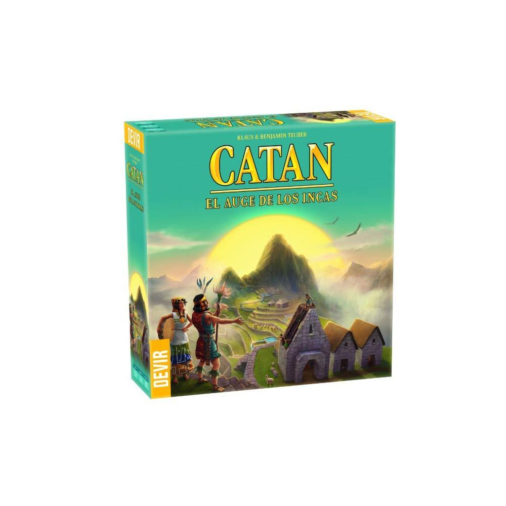 Catan - El Auge de los Incashttps://amzn.to/2EfuqIK